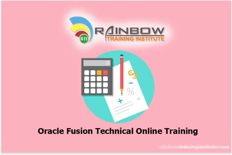 Best Oracle Fusion Technical Training In Hyderabad | Rainbow