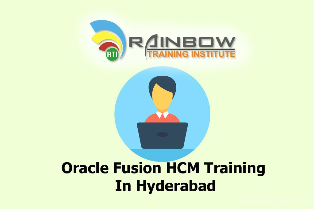 Oracle fusion HCM Weekend Batch Online Training | Rainbow